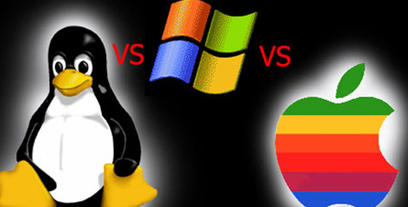 Linux vs Mac vs Windows