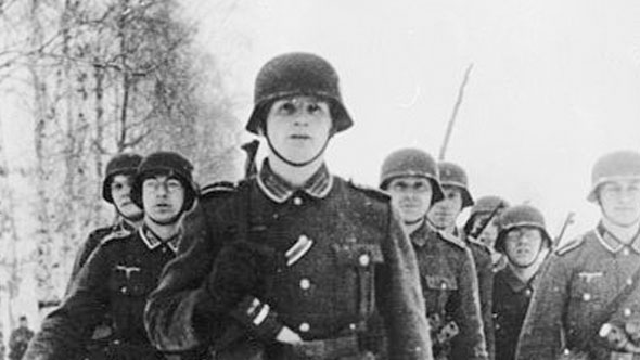 Wehrmacht uniform jin roh