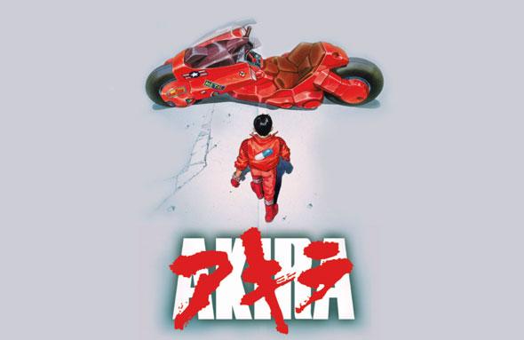 akira inspirational anime classic