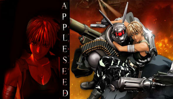 Appleseed 2004 anime