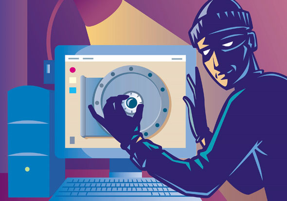 four types of hackers video games