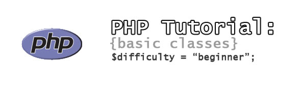 PHP: Basic Class - Display a copyright tutorial
