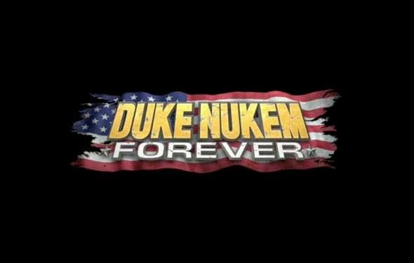 Duke Nukem Forever game logo