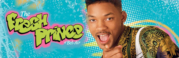 The Fresh Prince of Bel Air Will Smith