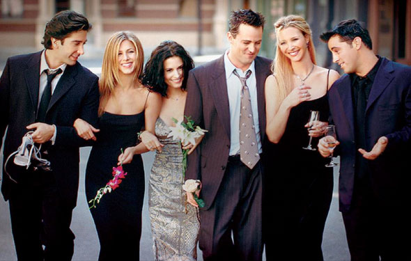 friends tv show cast