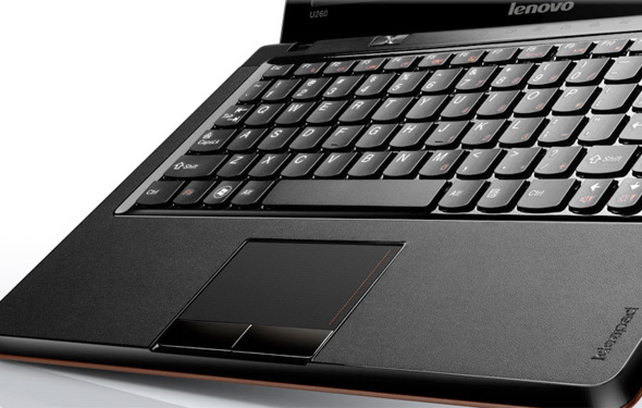 Lenovo IdeaPad U260 keyboard