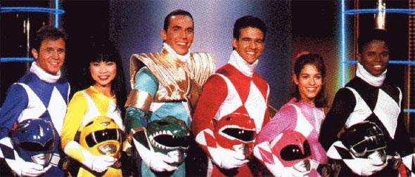 mighty morphin power rangers original