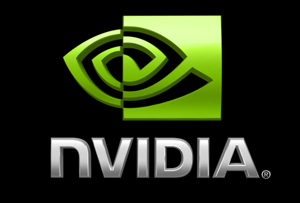 NVIDIA official 3d logo