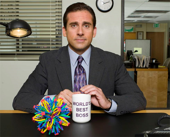 Steve Carell is leaving The Office earlier than expected