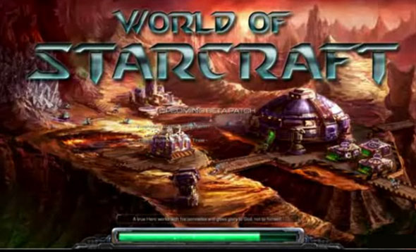 World of Starcraft preview