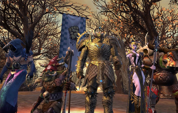 warhammer online closing down servers