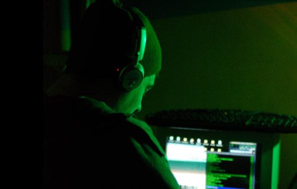internet radio listener headphones