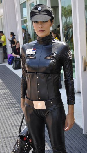 sexy imperial officer