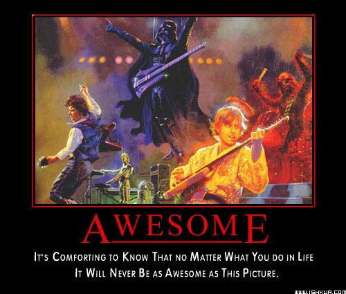 star wars rock band