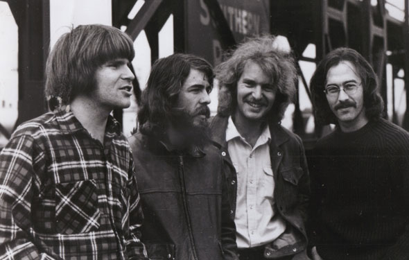 creedence clearwater revival swamp music