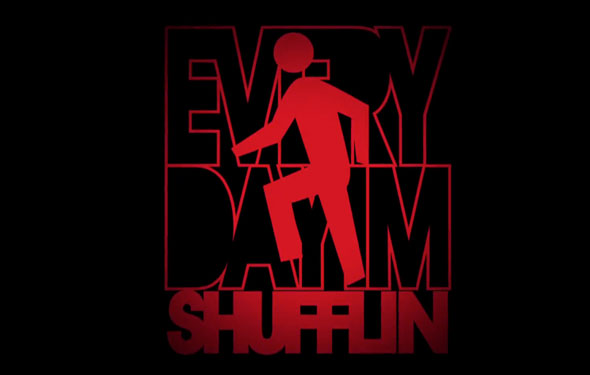 party rock anthem LMFAO every day im shufflin