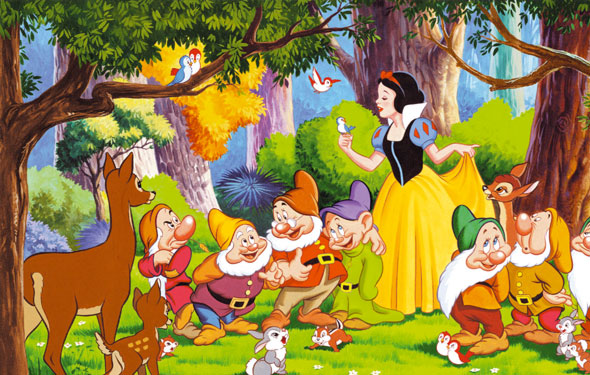 snow white disney