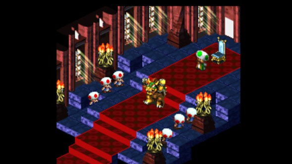 bowser super mario rpg