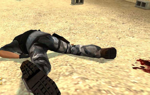 counter strike source dead