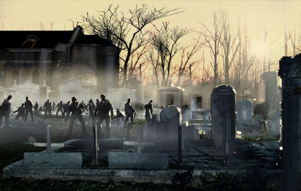 left 4 dead 2 zombies