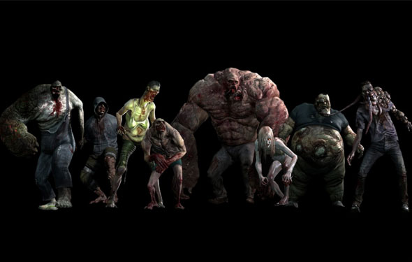 left 4 dead special infected