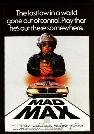 Mad Max with Mel Gibson