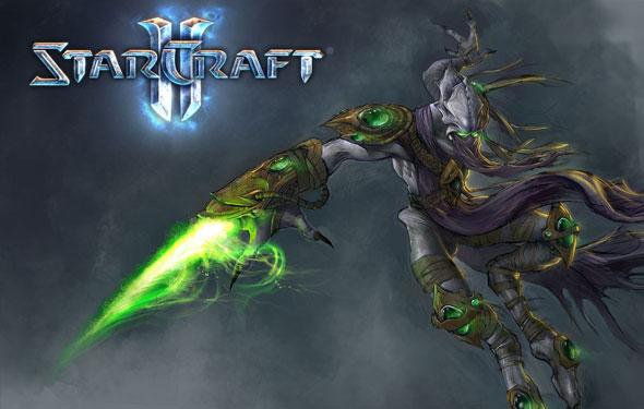starcraft dark templar protoss