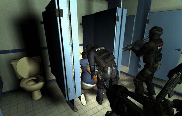 swat 4 arrest