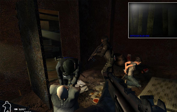 swat 4 hostages