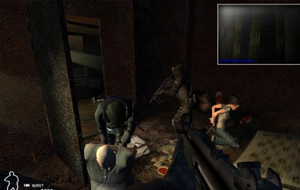 swat 4 hostages