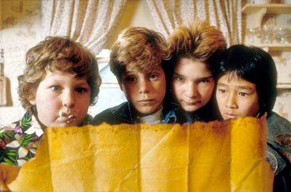 the goonies classic cinema