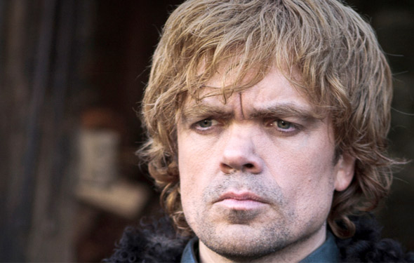 Watch Tyrion Lannister smack Prince Joffrey repeatedly