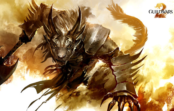 Guild Wars 2 - Top 10 reasons to be interested and WoW graphics comparison