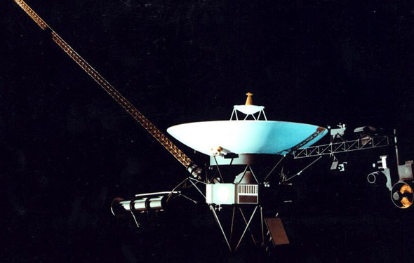 nasa voyager probe