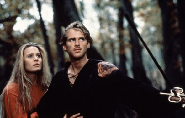 princess bride fire swamp