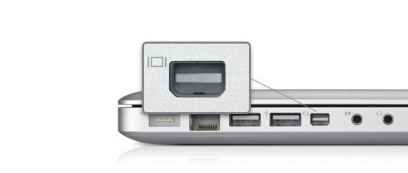 apple mini displayport