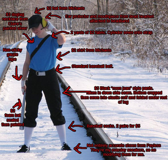 anatomy of a scout