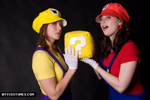 female marios