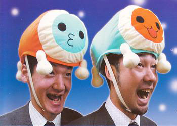 taiko sweet hats