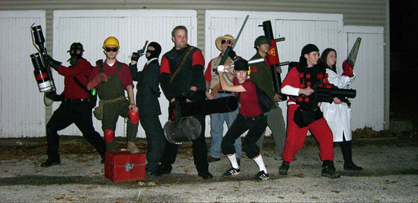 team fortress 2 red team