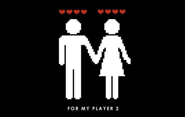 Player two, will you marry me?