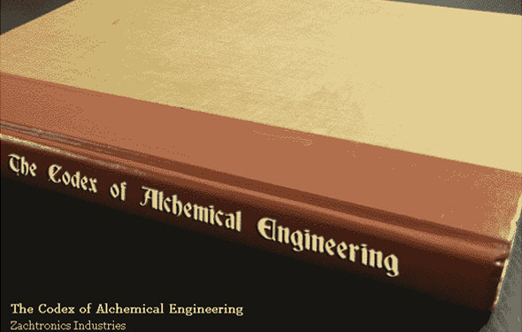 codex of alchemical engineering