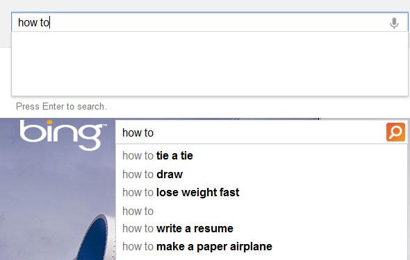 how to get better seo bing google