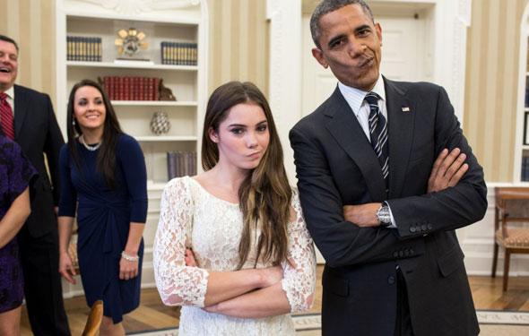 obama maroney not impressed