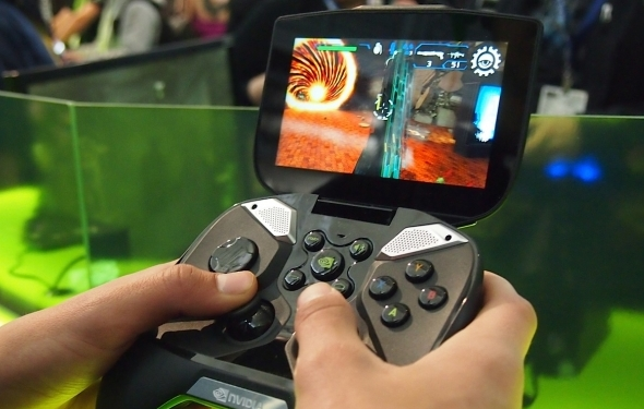 Nvidia Tries to Keep its Shield Portable Gaming Device Competitive With a Price Drop