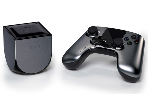 Ouya brings Android-based Video Games to the Living Room
