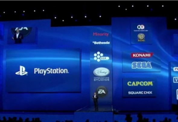 Sony 2013 Press Conference