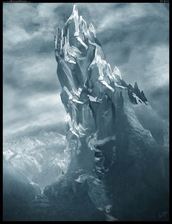 asoiaf the eyrie