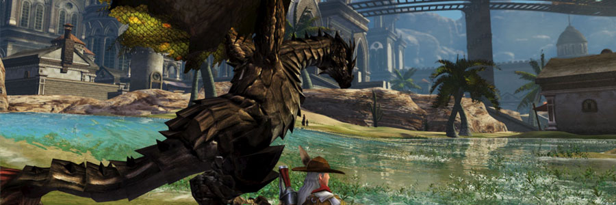 Join the North American open beta for Dragon's Prophet
