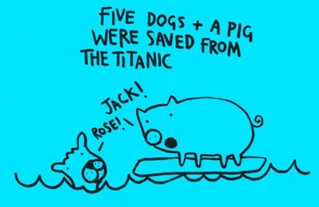 learn somethings everyday titanic